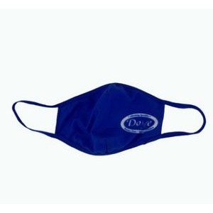 Cotton Face Mask with Pocket for Filter Insert